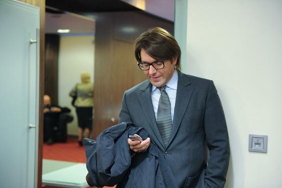 ХК «Спартак» предложил Малахову стать ведущим домашних матчей команды
