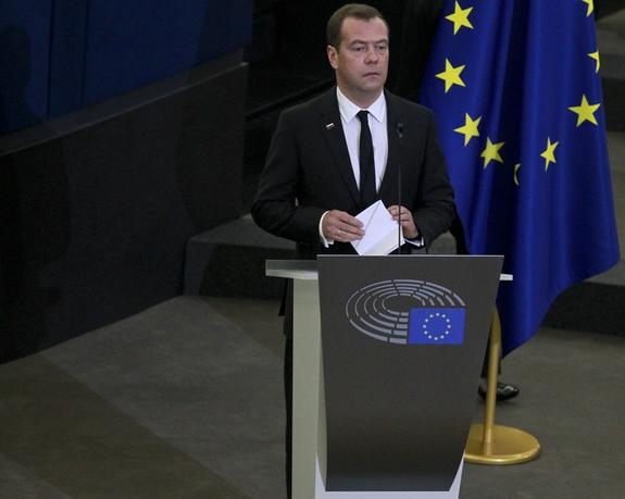 В Госдепе ответили на заявление Медведева об отношениях с США