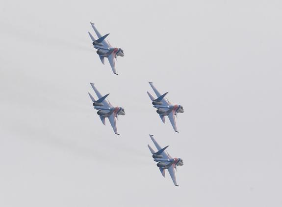 В День ВКС в России покажут уникальные исторические самолеты
