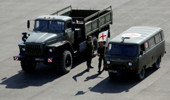 Российские военные одержали первую победу на Армейских играх-2017