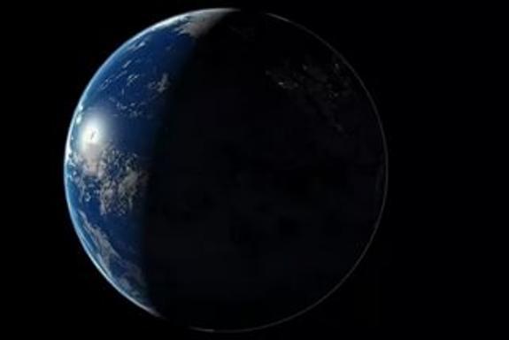 NASA отправит бомбардировщики США гоняться за тенью Луны