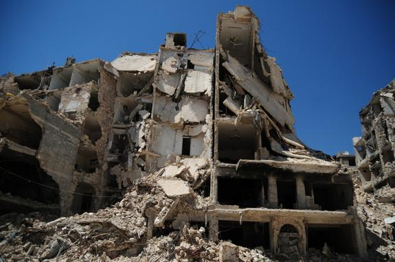 Названо число жертв бомбардировки госпиталя в Ракке