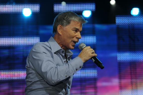 Газманов выступил в столице ЛНР