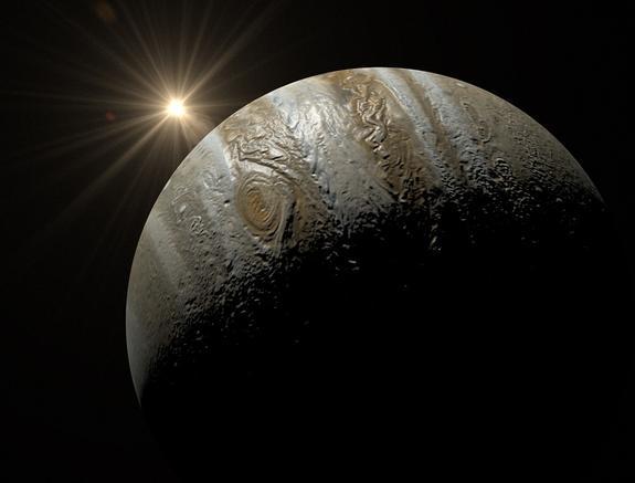 Британский физик предложил превратить Юпитер в звезду ради зарождения жизни