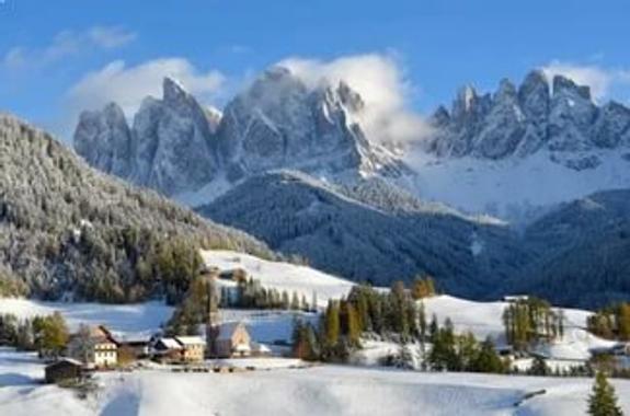 В Альпах стали находить тела давно пропавших людей