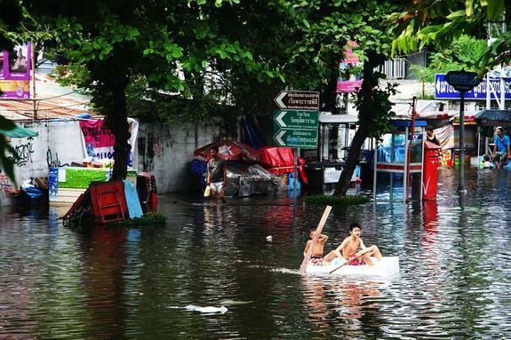 От наводнения во Вьетнаме погибли 23 человека, 16 пропали без вести