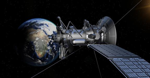 Уфологи заявили о захвате орбиты Земли инопланетными спутниками