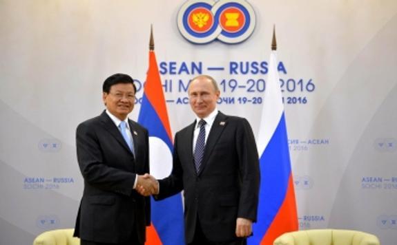 Страны АСЕАН выступили за укрепление диалога с Россией
