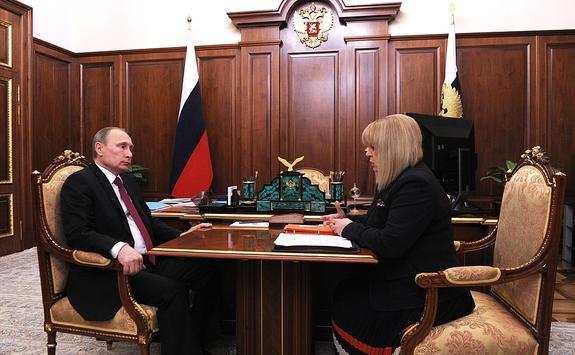 В Кремле подберут женщину-кандидата для участия в выборах президента