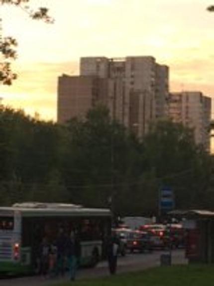 В Москве в ближайшие дни возможны пробки на дорогах до 10 баллов