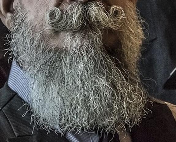 Ученые рассказали об антиканцерогенных свойствах бороды