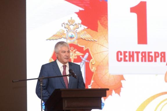 Колокольцев дал старт новому учебному году в Академии управления МВД России