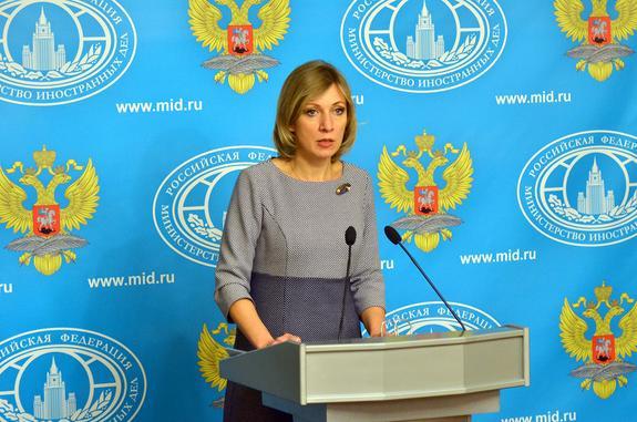 Захарова: обыск сотрудниками ФБР российских загранучреждений- адская клоунада