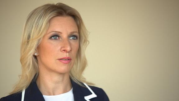 Захарова рассказала о фейке с просьбами российских дипломатов о политубежище