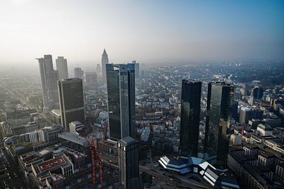 В немецком Франкфурте  объявлена масштабная эвакуация