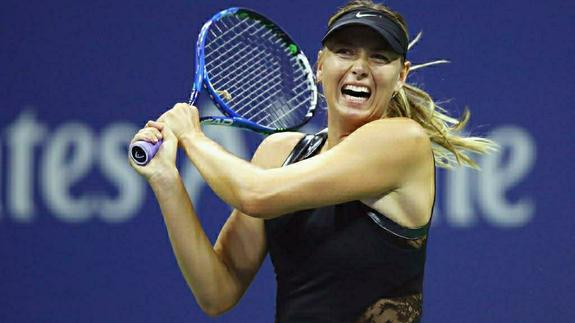 Шарапова проиграла Севастовой и вылетела с US Open