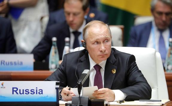 Путин на саммите БРИКС рассказал об успехах российской экономики