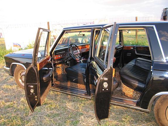 На продажу выставлен личный лимузин Леонида Брежнева