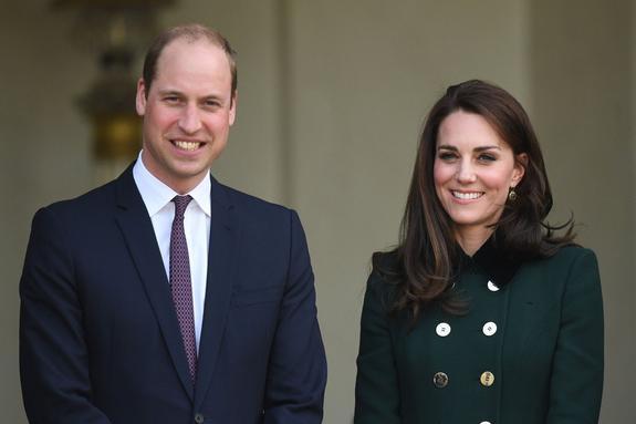 В британской королевской семье объявили о скором пополнении