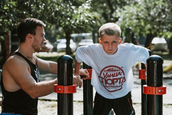 В Челябинске определились последние финалисты турнира «Улица спорта»