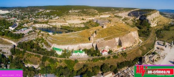 Земля-воздух. Монастырская скала. Инкерман (ФОТО)