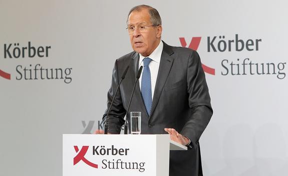 Лавров призвал главу ООН срочно вмешаться в ситуацию вокруг КНДР