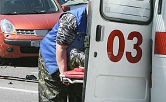 """В Петербурге автобус """"взял в плен"""" пенсионерку"""