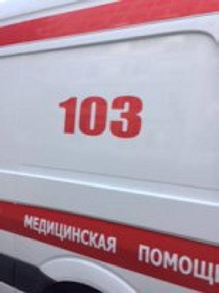 """МВД: задержан  мужчина, угрожавший  убийством  фельдшеру """"скорой помощи"""""""