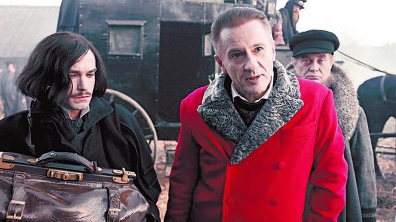 Вы там поострожнее с Гоголем