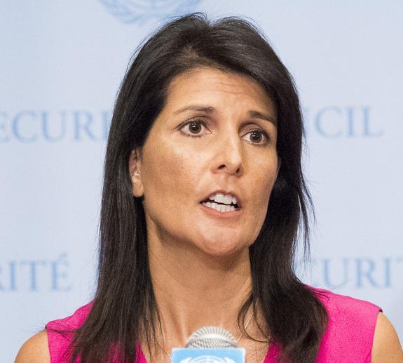Новым госсекретарем США может стать женщина
