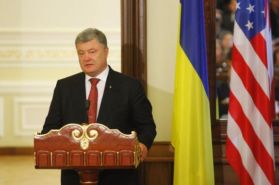 Президент Украины обвинил РФ в планах развязать войну континентального масштаба