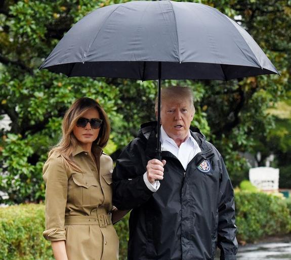 СМИ подметили излюбленную фразу Трампа на все случаи жизни