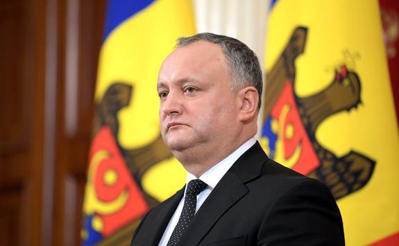 Додон потребовал отставки замминистра обороны Молдавии