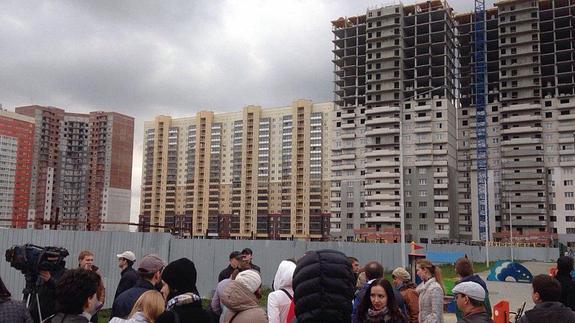 Квартиры из шести домов «Академа» передадут дольщикам