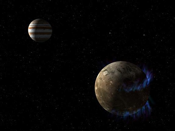 На Землю опустится тень крупнейшего спутника Нептуна