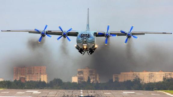 Погибшие при крушении самолета в Конго украинцы были летчиками-контрактниками