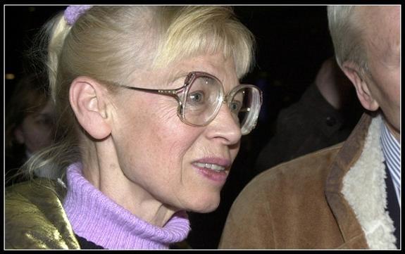 Тело фигуристки Людмилы  Белоусовой было кремировано