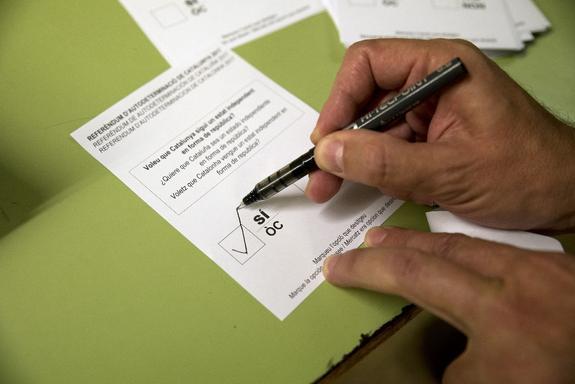 Еврокомиссия назвала каталонский референдум незаконным