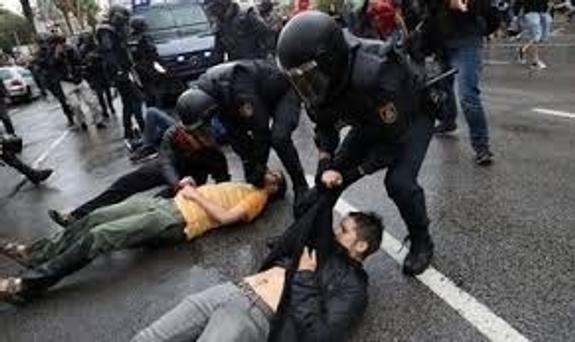 Референдум в Каталонии не похож на Крымскую весну