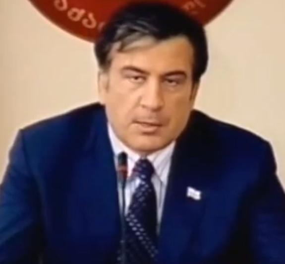 Саакашвили просит политического убежища на Украине