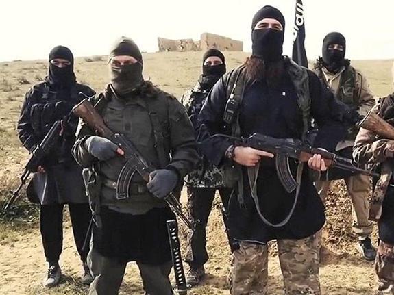 ИГ опубликовало видео с захваченными в плен россиянами
