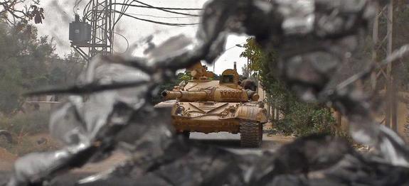 Минобороны: ВКС уничтожили в Сирии 12 командиров «Джебхат ан-Нусры»