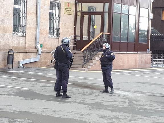 До Челябинска докатилась волна лже-минирований: эвакуировано более 10 зданий