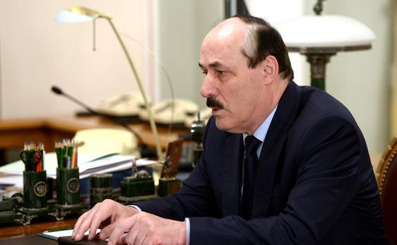 Экс-глава Дагестана Абдулатипов рассказал, чем планирует заняться