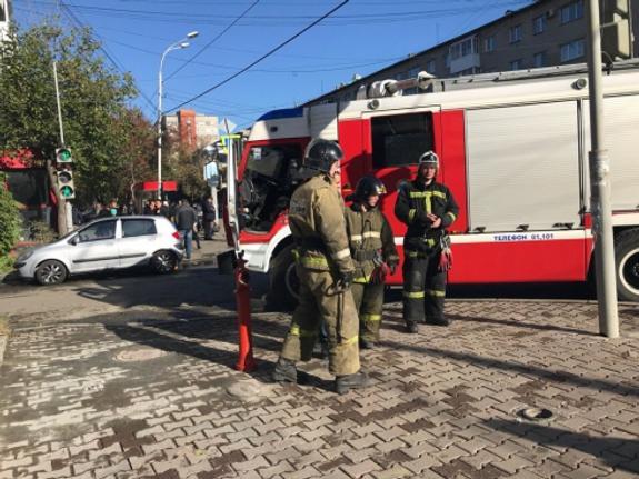 В Екатеринбурге эвакуировано здание свердловского Арбитража