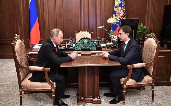 Орловский губернатор Вадим Потомский ушел в отставку по собственному желанию