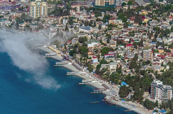 Татьяна Навка в Крыму вспомнила детство