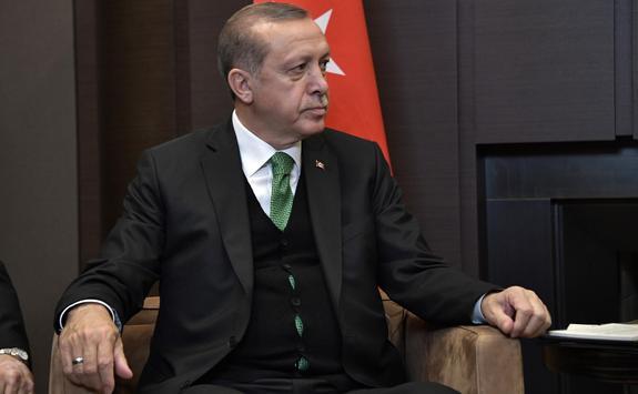 Эрдоган обвинил  западные страны в поддержке террористов