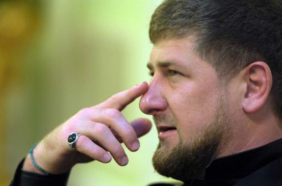 Кадыров обвинил в убийстве жены Осмаева украинские спецслужбы