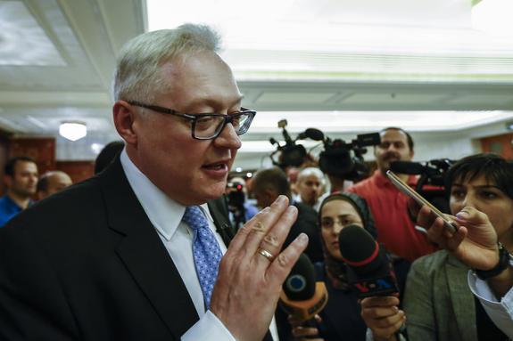 Рябков убежден, что США намеренно провоцируют Иран
